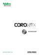 精密制御用減速機CORONEX