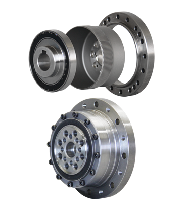 FLEXWAVE Reducers  WP series, Closed type