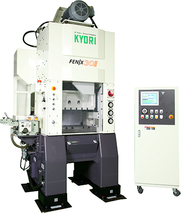 FENIX Series High Speed, Precision, Automatic Presses