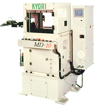 MD Series Small Size Precision Dieing Presses