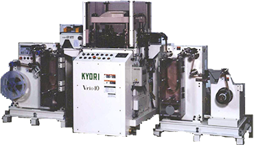 Vrio Series High Speed Precision Dieing Presses