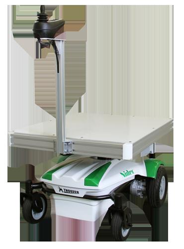 追従運搬ロボット THOUZER